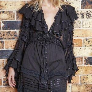 FillyBoo Lotus Dress/Coat XL